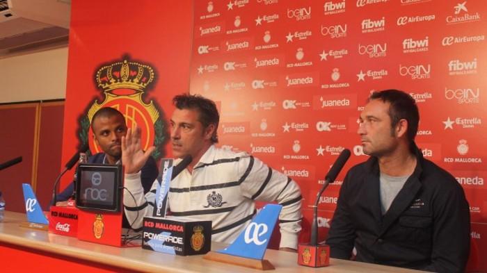 Javi Olaizola es el nuevo entrenador del Mallorca