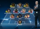 El once de jugadores revelación de la Champions League durante 2016