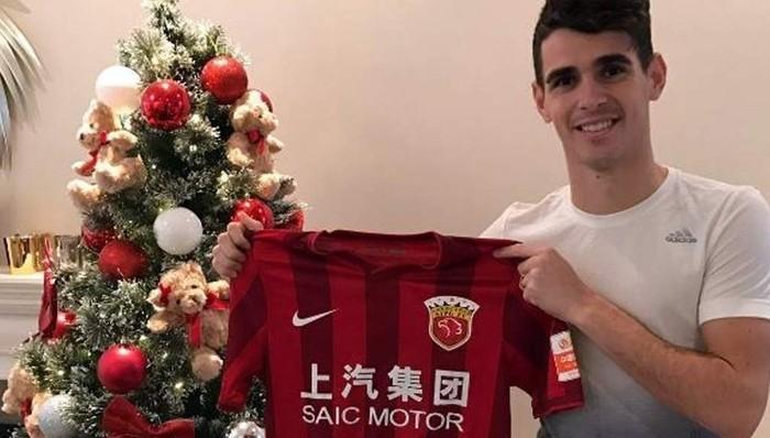 Oscar se marcha del Chelsea para jugar en la liga china