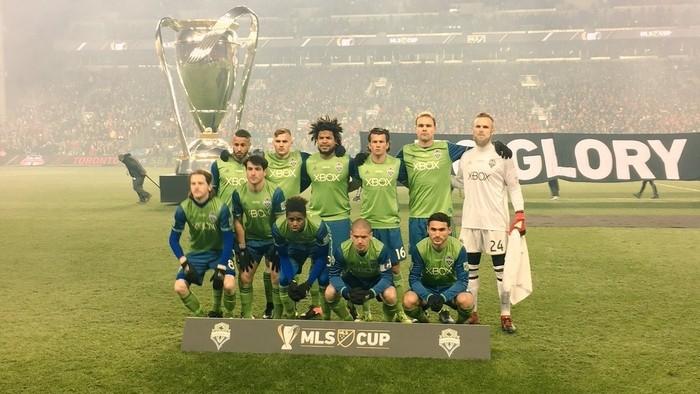 Seattle Sounders son los nuevos campeones de la MLS