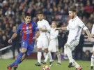 Liga Española 2016-2017 1ª División: dos jugadas a balón parado dejan el Clásico en empate