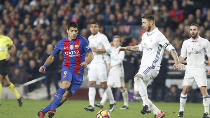 Suárez y Ramos fueron los goleadores del Clásico