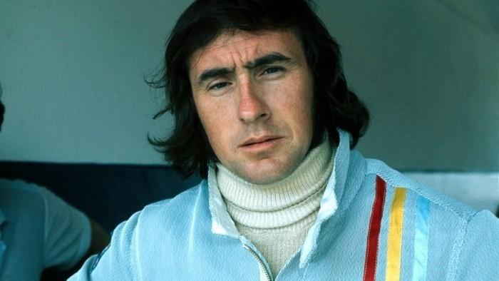 Jackie Stewart se retiró tras ganar el campeonato de 1973
