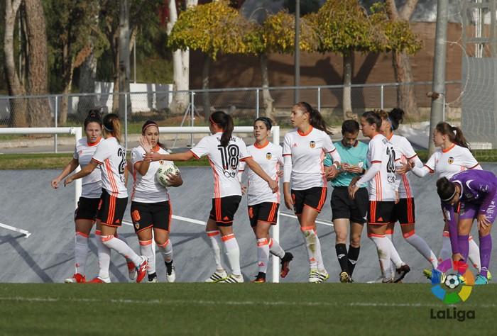 Valioso empate del Granadilla en Valencia