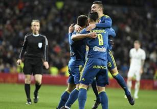 Copa del Rey 2016-2017: resultados de la ida de cuartos de final