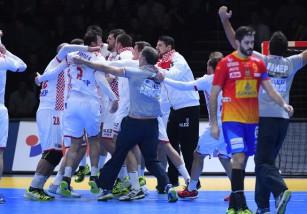 Mundial de balonmano 2017: Croacia deja a España fuera de la lucha por las medallas