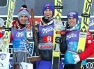 Daniel Andre Tande se impone en el Torneo de Cuatro Trampolines de Garmisch