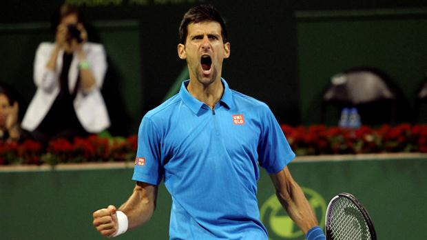 Djokovic retiene corona en Doha