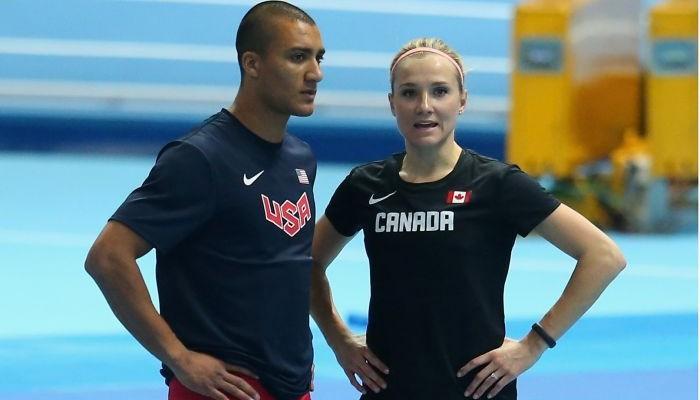 El matrimonio Eaton anuncia su retirada del atletismo