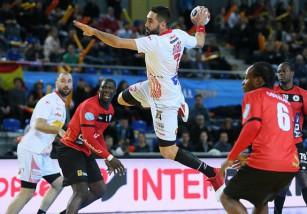 Mundial de balonmano 2017: España supera el trámite ante Angola en el tercer partido
