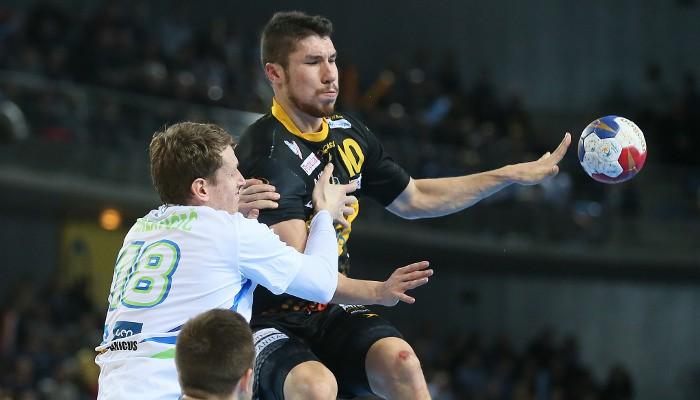 España ganó a Eslovenia y pasa como primera de grupo