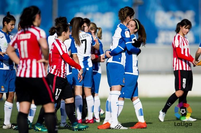 Reparto de puntos entre Espanyol y Athletic