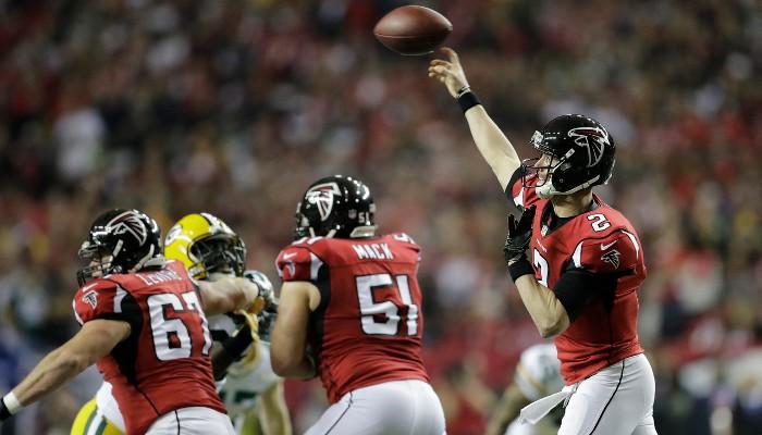 Los Falcons jugarán la Super Bowl