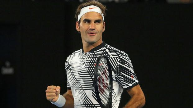 Federer a cuartos en Australia