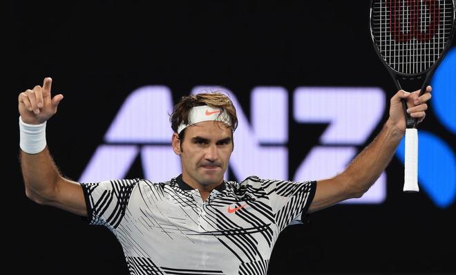 Federer a la final de Australia