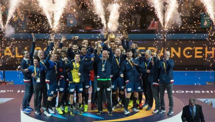 Francia campeona del mundo de balonmano de 2017