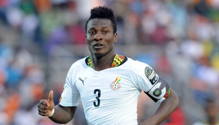Gyan sigue siendo la estrella y el goleador de Ghana