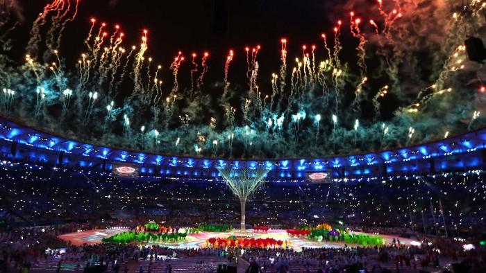 Los Juegos de Río fueron el gran acontecimiento deportivo de 2016
