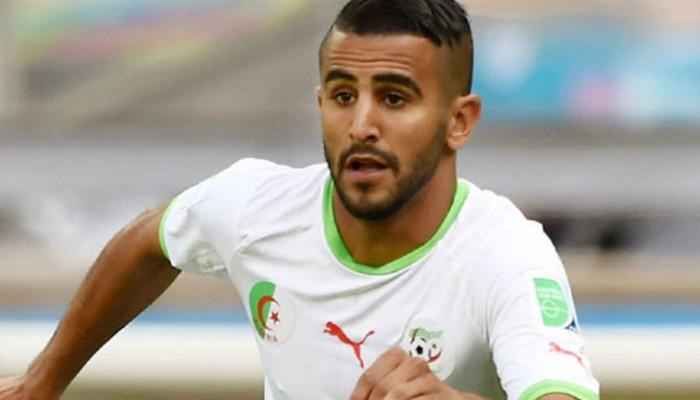 Mahrez jugará con Argelia la Copa África 2017