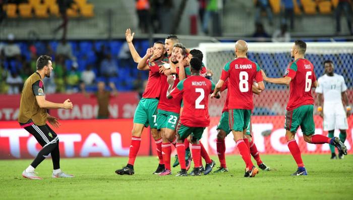 Marruecos estará en cuartos de la Copa África 2017