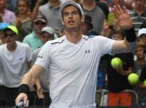 Abierto de Australia 2017: Murray, Federer y Wawrinka a octavos de final