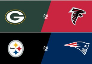 NFL Playoffs 2016-2017: Falcons y Patriots jugarán la Super Bowl