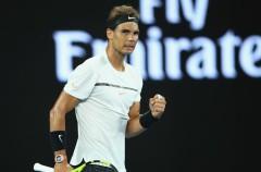Abierto de Australia 2017: Rafa Nadal y Serena Williams a tercera ronda, Radwanska eliminada