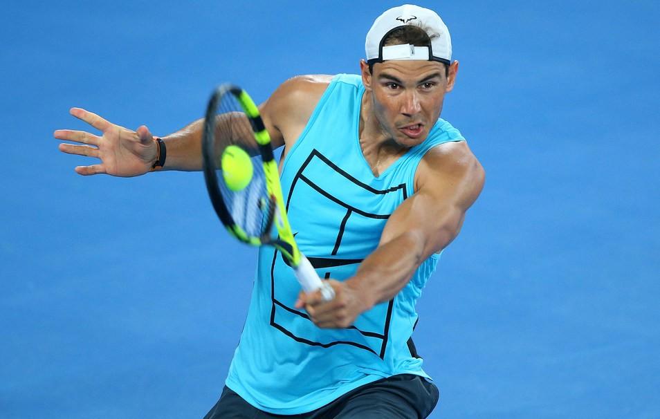 Sorteo del Abierto de Australia 2017: Rafa Nadal va por el sector de Djokovic y Federer por el de Murray