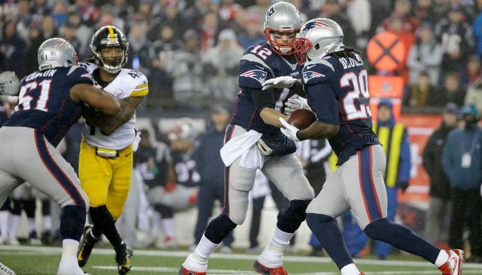 Los Patriots jugarán la Super Bowl por novena vez
