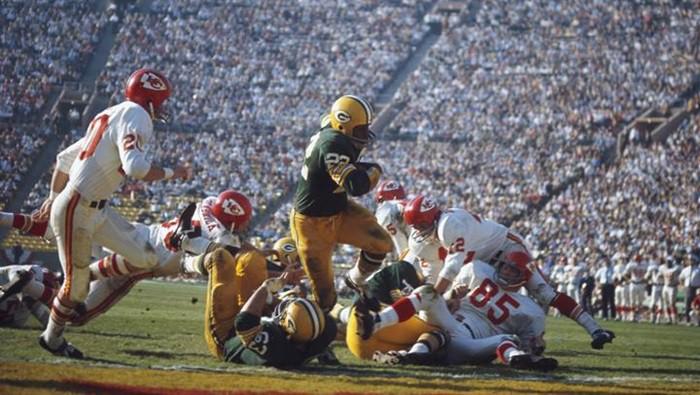 Se cumplen 50 años de la primera edición de la Super Bowl