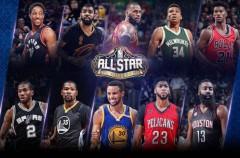 NBA All Star 2017: ya tenemos los quintetos titulares