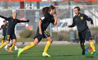 Liga Iberdrola: Atleti y Barça siguen imparables