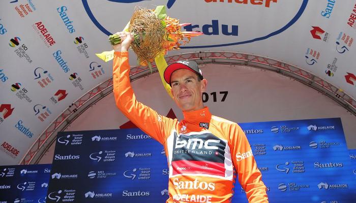 Richie Porte ganó la general del Tour Down Under