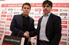 Rubi es el nuevo entrenador del Sporting de Gijón tras la dimisión de Abelardo