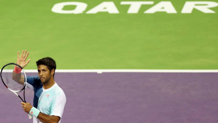Verdasco a semifinales contra Djokovic en Doha