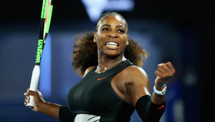 Williams a tercera ronda en Melbourne