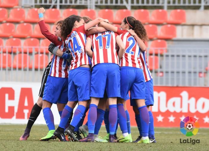 Sufrida victoria del Atlético ante el Albacete