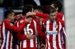 Champions League 2016-2017: el Atlético gana por 2-4 en Alemania