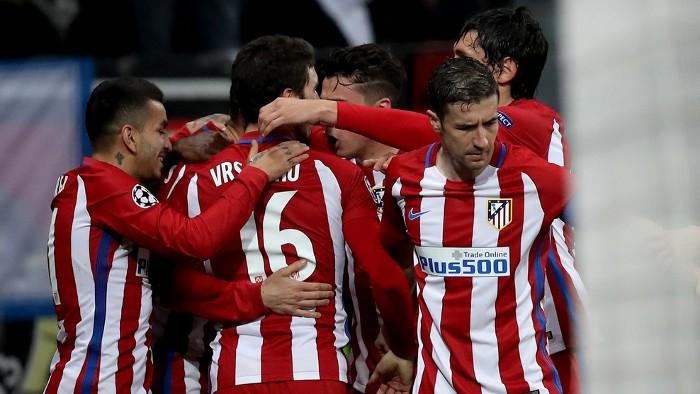 El Atlético de Madrid ganó en Leverkusen