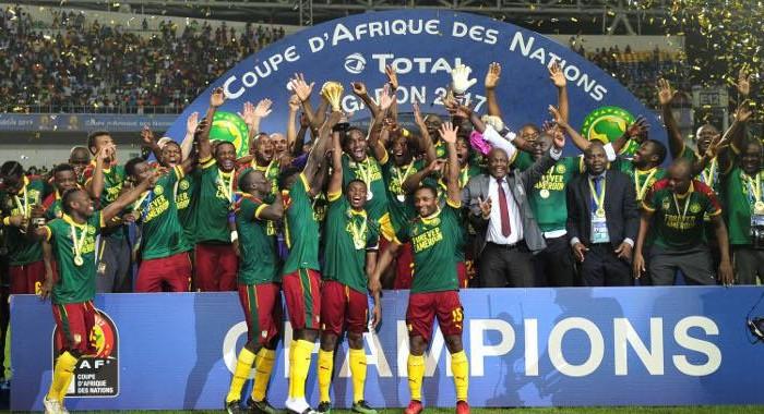 Camerún se proclamó campeona de la Copa África 2017