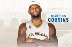 NBA: Sacramento Kings traspasa a DeMarcus Cousins a los New Orleans Pelicans