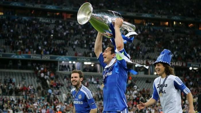Frank Lampard, leyenda del Chelsea