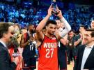 NBA All Star 2017: el equipo del Resto del Mundo gana el Rising Stars con Murray como MVP