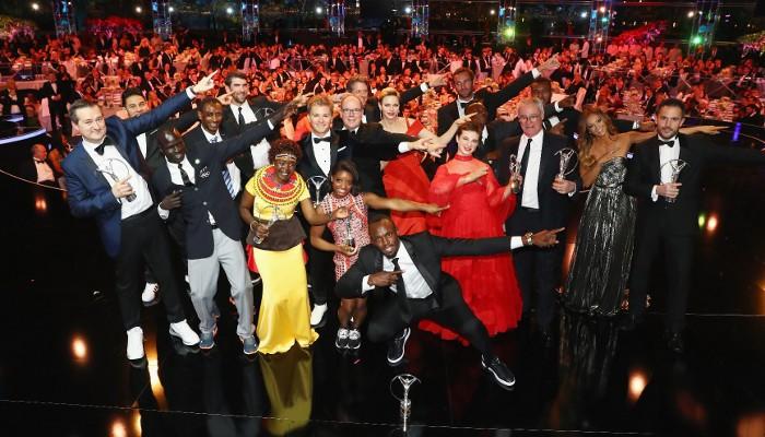 Los ganadores de los Premios Laureus 2017