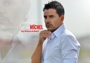 Michel es el nuevo entrenador del Rayo Vallecano tras la destitución de Rubén Baraja
