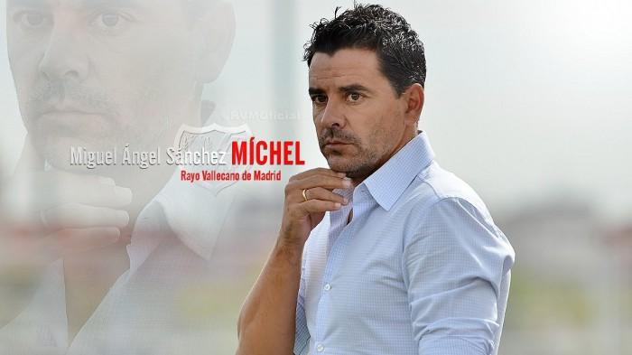Michel es el nuevo entrenador del Rayo Vallecano