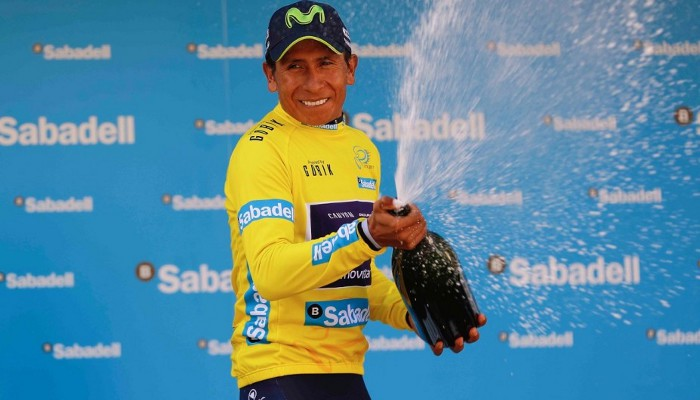 Nairo Quintana ha ganado la Vuelta a la Comunidad Valenciana 2017