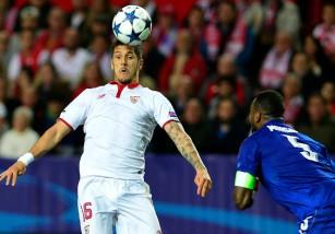 Champions League 2016-2017: el Sevilla gana al Leicester pero no sentencia