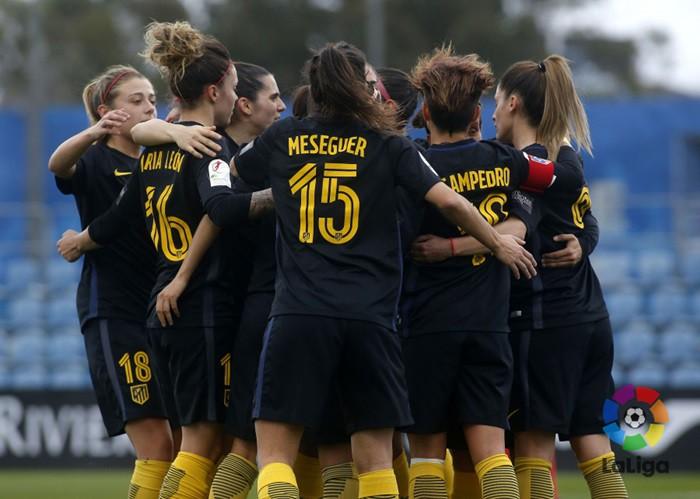 Sufrida victoria del Atlético en Huelva
