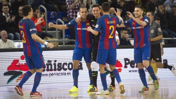 El resurgir del FC Barcelona Lassa